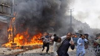 Atentatul de la Damasc, revendicat de o fostă filială a reţelei Al-Qaida
