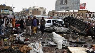 Sute de suspecți au fost arestați în ancheta privind atentatul comis în Pakistan
