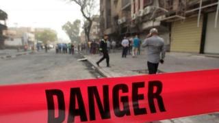 Atentat sinucigaș. 11 persoane au fost ucise
