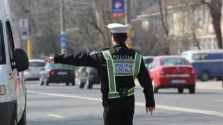 Atenţie, şoferi! Poliţia locală va da amenzi rutiere!