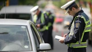 Atenție! Șoselele din județ, pline de șoferi fără permis!