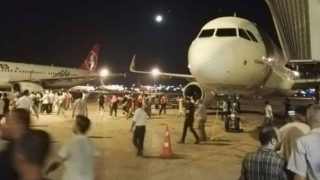 Avion de pasageri, a aterizat de urgenţă la Istanbul