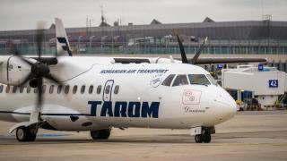 Un avion TAROM care decolase spre Amsterdam a fost întors pe Otopeni