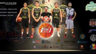 BC Athletic participă la turneul de baschet3x3 de la Bucureşti