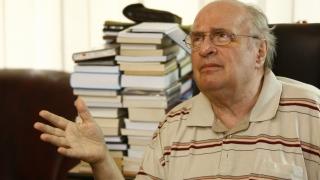 Scriitorul Augustin Buzura a pășit spre infinit. Va rămâne veșnic în literatura română…