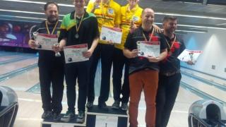 Aur pentru Elcomex Cernavodă în proba de duo a Campionatului Național de bowling