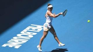 Australian Open. Simona Halep a învins-o pe australianca Ajla Tomljanovic, după o revenire de senzație