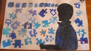 """""""Luminează în albastru"""" - campanie de conștientizare asupra autismului"""
