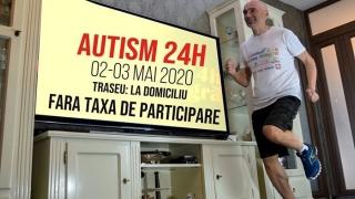 150 de oameni vor alerga minim 100 km în ... casă