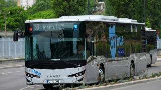 Autobuzele CT Bus circulă cu program de weekend, de sărbători