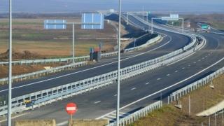 Traficul pe sensul către București al Autostrăzii Soarelui este oprit la km 13