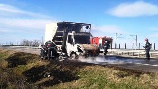 INCREDIBIL: Autostrada Soarelui a fost blocată 12 ore, din lipsă de utilaje