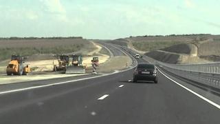 Reparații pe Autostrada Soarelui! Se circulă pe o singură bandă!