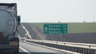 Circulația pe A2, restricționată