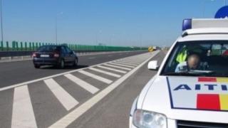 Trafic restricționat pe autostrada A4, până la ora 20.00