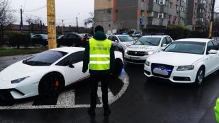 Autoturism furat, în valoare de 1.000.000 lei, depistat în Constanța