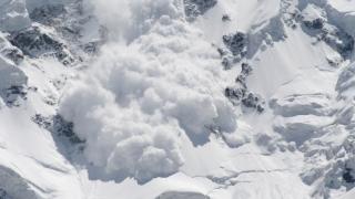 Risc însemnat de avalanșă la Bâlea Lac