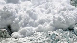 Risc de avalanșe la Bâlea Lac