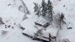 Bilanţul avalanşei din Italia: 14 morţi şi 15 dispăruţi