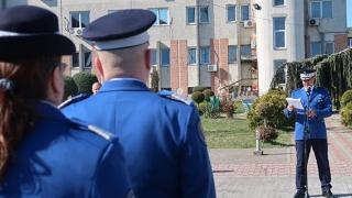 Avansări în grad la Jandarmeria Constanţa