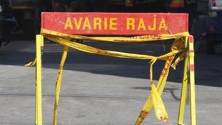 Alimentare cu apă deficitară în Constanța, la intersecția străzilor Steagului cu Străjerului