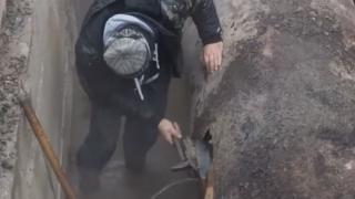 Servicii de termoficare întrerupte în zona Brătianu, din cauza unei avarii RADET Constanța