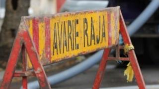 Furnizarea apei, întreruptă pe mai multe străzi din Techirghiol