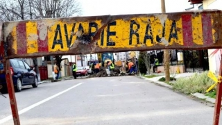 Ocoliți zona! Circulație blocată pe strada A.D. Xenopol