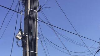 Au fost remediate majoritatea avariilor electrice provocate de condițiile meteo severe