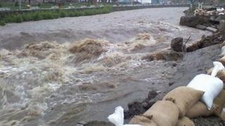 Avertizări de INUNDAŢII pentru râurile din nouă judeţe