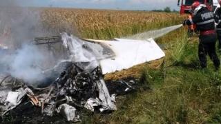 Proprietarul avionului prăbușit în judeţul Braşov este în stare critică