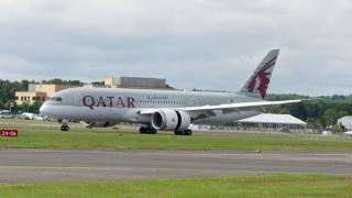 Un avion cu 254 de pasageri la bord a aterizat de urgență pe Otopeni