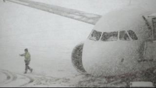 Trafic aerian perturbat la Aeroportul Mihail Kogălniceanu! Zbor anulat!