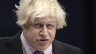 Avionul în care se afla Boris Johnson, obligat să aterizeze de urgență