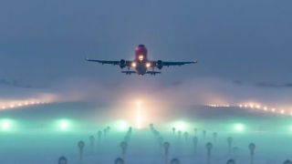 Ceața a perturbat traficul aerian în țară. Mai multe curse au întârzieri