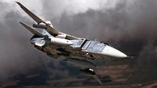 Avion de luptă rusesc, prăbușit la o bază aeriană în Siria