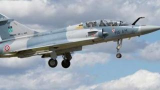 Avion de vânătoare, dispărut de pe radare în estul Franţei