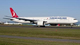 Incident aviatic pe Otopeni. O aeronavă Turkish Airlines a ieşit de pe pistă