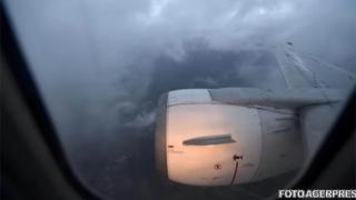 Şoc! Un avion cu români a intrat în picaj! Mai mulţi răniţi!
