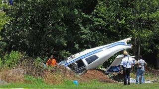 Prăbușirea unui avion uşor în SUA, soldată cu doi morți