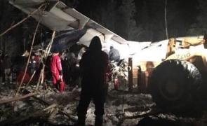 Avion PRĂBUȘIT în Canada! Zeci de victime