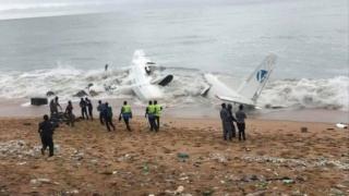 Avion prăbușit în Oceanul Atlantic. Nu există supraviețuitori