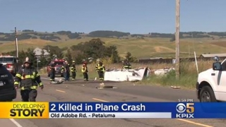 VICTIME! Avion prăbuşit în apropierea aeroportului!