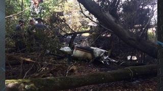Un avion din timpul celui De-al Doilea Război Mondial, prăbuşit în Texas