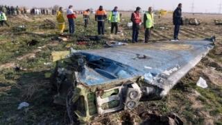 """Iranul recunoaşte că a doborât """"din greşeală"""" avionul ucrainean"""