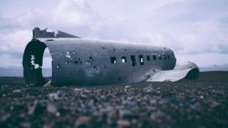 Avion prăbușit! Zeci de morți!