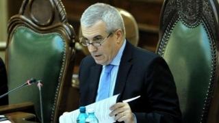Senatul discută luni cererea DNA privind începerea urmăririi penale în cazul lui Tăriceanu