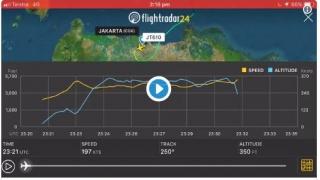 Tragedie aviatică în Indonezia. Cel puțin 188 de persoane și-au pierdut viața