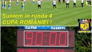 Axiopolis Cernavodă, în turul al IV-lea din Cupa României la fotbal