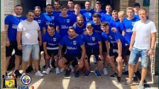 Axiopolis Cernavodă, succes categoric în Liga a 3-a